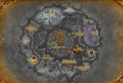 Где находится Каменные Недра