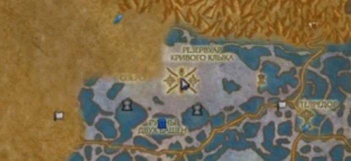 Где находится Узилище